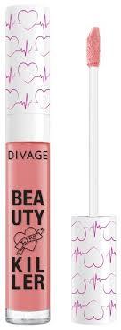 DIVAGE <b>Жидкая помада</b>-<b>блеск для губ</b> Beauty Killer купить по ...