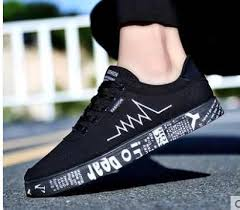 <b>New 2018</b> Spring <b>Summer Canvas</b> Shoes Men Sneakers Low top ...