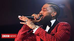 Conspiracy theories spread after <b>Nipsey Hussle</b> shooting - BBC News