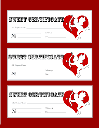 gift template category page com 15 photos of love gift certificate template