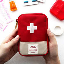 <b>first aid kit</b> with medic kits