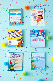 nick jr printable birthday party invitations nickelodeon parents savesave to nick jr printable party invitations