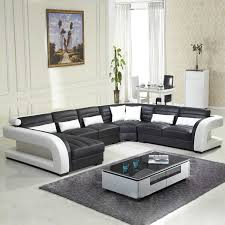 2016 new style modern sofa <b>hot sales genuine leather</b> sofa living ...
