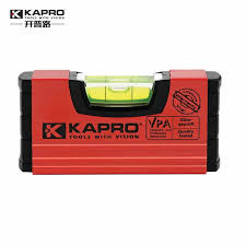 KAPRO High Precision Bubble <b>Level</b> Inclinometer Portable <b>Mini</b> ...