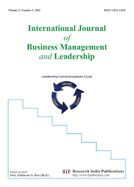 international symposium on social sciences and management the international journal of business management and leadership ijbml is an international peer reviewed journal designed to provide an ongoing forum for