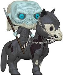 <b>Funko Pop! Rides</b>: <b>Game</b> of Thrones - White Walker On Horse ...