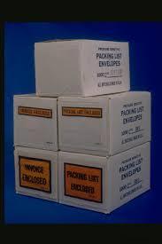 self adhesive packing list enclosed envelopes houston texas home packing list invoice enclosed self seal envelopes houston sugarland tx