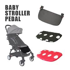 <b>Baby Stroller</b> Accessories Extension Lengthen Pedal <b>Pram Foot</b> ...