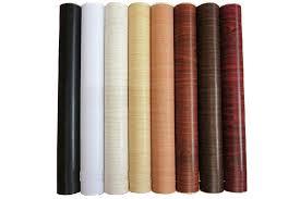 self adhesive wood grain vinyl film for furniture decorationpvc wood grain contact paper adhesive paper for furniture