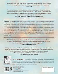 custer larry mcmurtry com books