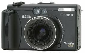 <b>Фотоаппарат Canon PowerShot G5</b> — купить по выгодной цене ...