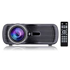 Updated Mini LED Projector, 1080p HD LCD Home ... - Amazon.com