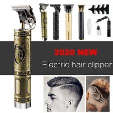 2020 <b>New</b> Professional <b>Hair Clippers</b> Outliner Grooming ...