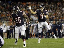 Mitch Trubisky Named FedEx Air Player of the Week for Second ...