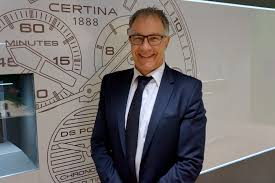 baselworld interview adrian bosshard ceo of certina adrian bosshard ceo of certina