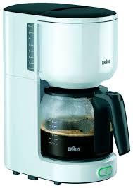 Купить <b>Кофеварка Braun KF 3120</b> белый по низкой цене с ...