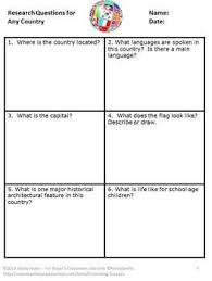Research Paper Graphic Organizer  rd Grade   argumentative essay