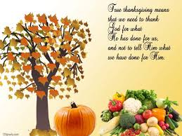 Latest Happy ThanksGiving Day Quotes 2015, Quotes List via Relatably.com