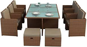 Jet-Line '<b>Garden Furniture</b> Bali 175 x <b>115 x 74</b> cm: Amazon.co.uk ...