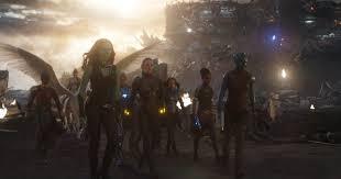 '<b>Avengers</b>: Endgame' set photo does <b>girl</b> power better than the <b>movie</b>