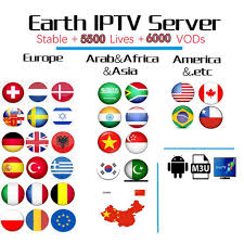 <b>IPTV M3u Subscription Iptv</b> Italy UK German French Spanish Arabic ...