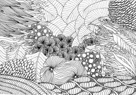 Small Picture Adult coloring page sea Sea bed 7