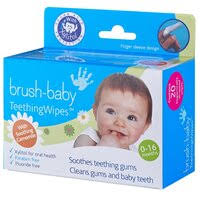 «Одноразовые салфетки для ротовой <b>полости Brush</b>-<b>Baby</b> ...
