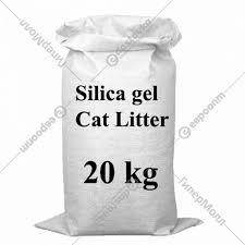 <b>Наполнитель силикагелевый</b> «<b>Elegant Cat</b>» клубника, 20 кг ...