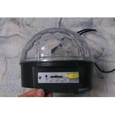 Отзывы о <b>Светодиодный диско</b>-<b>шар MAGIC</b> BALL <b>LED</b> CRYSTAL
