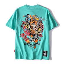 <b>Bebovizi</b> Brand 2018 <b>Japanese Street Style</b> T-shirt | Mens tee shirts ...