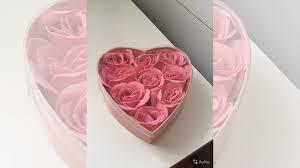 <b>Подарочный набор</b> мыло <b>розы</b> сердце купить в Республике ...
