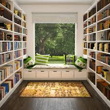 library reading nook idea closet reading nook home office library decoration modern furniture