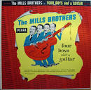 Shoe Shine Boy by The Mills Brothers