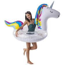 Матрас надувной для плавания BigMouth <b>Круг надувной Unicorn</b> ...