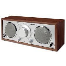 <b>Радиоприемник First</b> FA-<b>1907</b>-1 Silver/wood