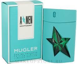 <b>Mugler A*Men</b> Kryptomint - <b>Туалетная вода</b> | Makeupstore.ru