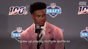 Kyler Murray on being drafted by Cardinals: That's where I wanted to ...