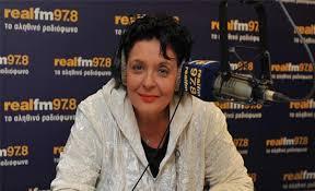 Απίστευτη Λιάνα Κανέλλη : Από τη μαλακία δεν πέθανε ποτέ κανείς.