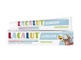 <b>Lacalut</b> Baby <b>junior Tropicana</b> Toothpaste 75 ml - pandababy