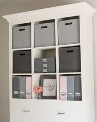 diy office storage cabinet bookcase pretty office decor pretty office storage office storage cubbies custom built office unit with crown moulding built office storage
