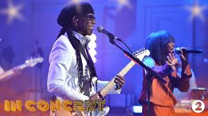 <b>CHIC</b> featuring <b>Nile Rodgers</b> - I'm Coming Out / Upside Down ...