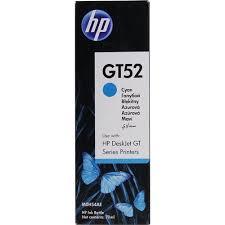 Картридж <b>HP</b> M0H54AE (<b>GT52</b>) (голубой) Голубой (<b>Cyan</b> ...