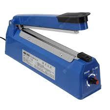 Impulse Sealer Heat Sealing Machine Kitchen Food Sealer Vacuum ...