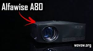 <b>Alfawise</b> A80 First REVIEW: <b>Good</b> Projector Under $100 in 2019