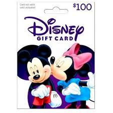 Disney Gift Card $100 : Target