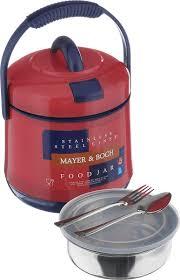 """<b>Термос</b> пищевой """"<b>Mayer & Boch</b>"""", цвет: красный, 1,6 л — купить в ..."""