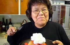 This week's #FrybreadFriday features the delightful Ojibwe Helen Roy, laughing and singing her way through making her frybread recipe. …read more » - HelenRoy-310x198