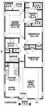 House plans  Shotgun house and Shotguns on PinterestDoral House Plan shotgun house plan