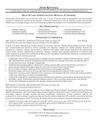 Healthcare Administrator Resume  free healthcare resume template