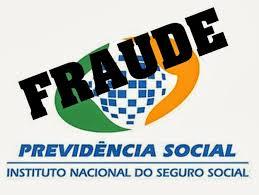 Resultado de imagem para fraude na previdencia